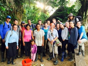 Volunteering in Amazon