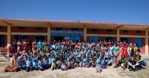 One of BuildOn's other successful schools!