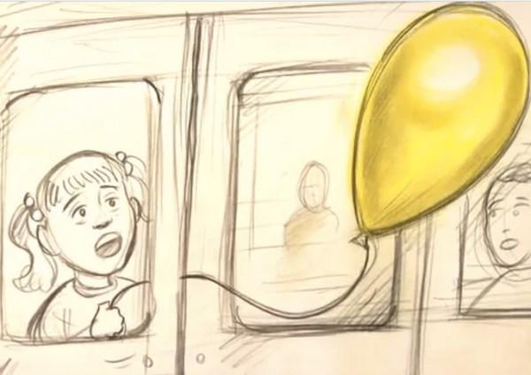 yellow balloon2