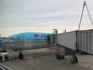 Korean Air From Dulles