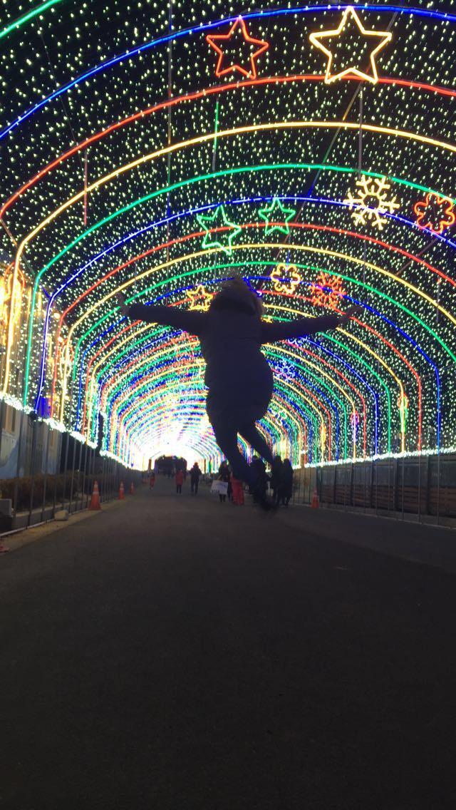 All of the Lights on PyeongChang