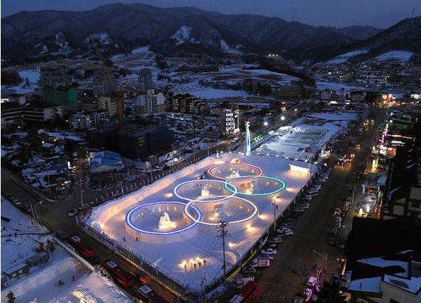 Follow us in PyeongChang!