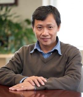 Image of Kai Leung (Adam) Wong posing for photo