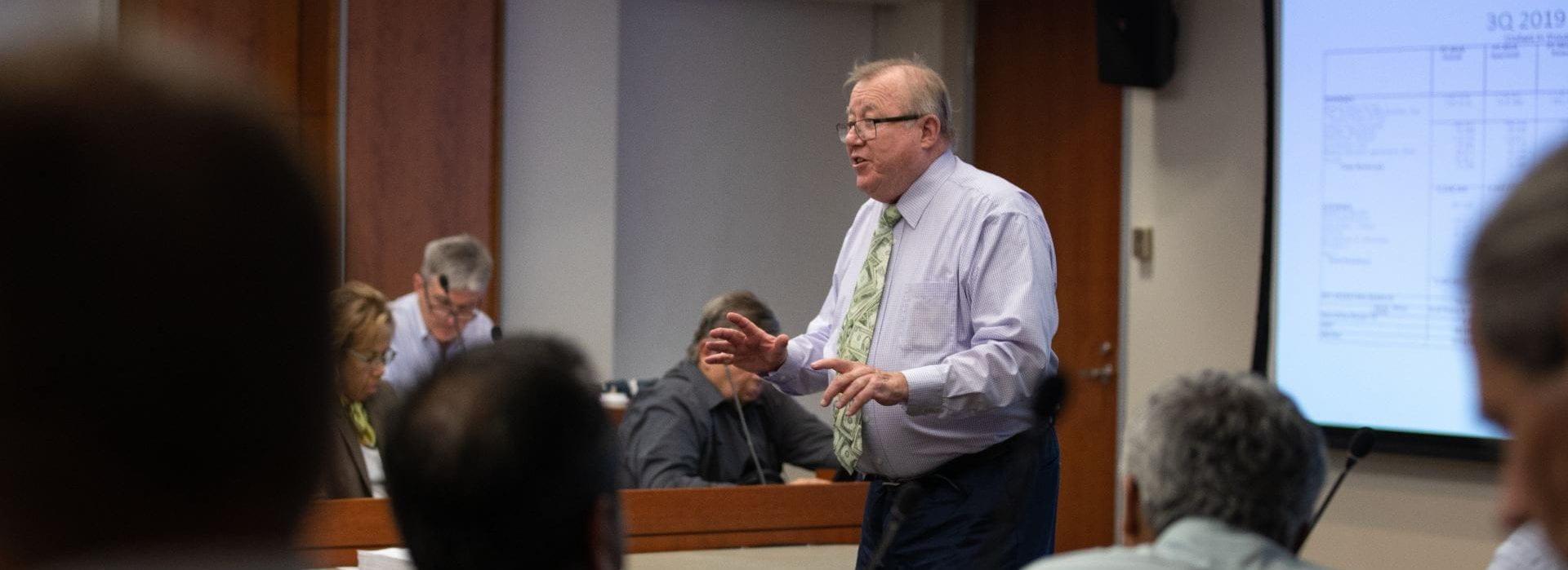 GW Faculty Senate