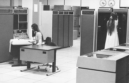 DEC 10 main frame computer operations at BYU -- Circa 1969