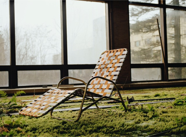 Marisa Scheinfeld, Indoor Pool, Grossinger's Catskill Resort and Hotel, 2012