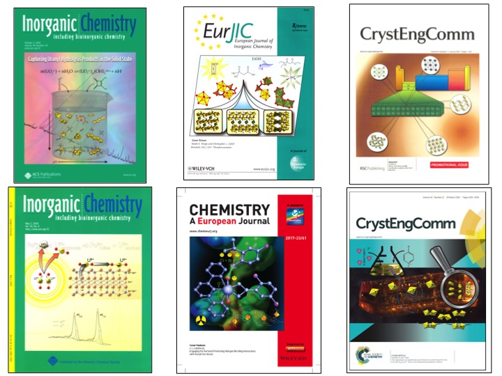 Cahill Research Group | f-element chemistry, crystallography