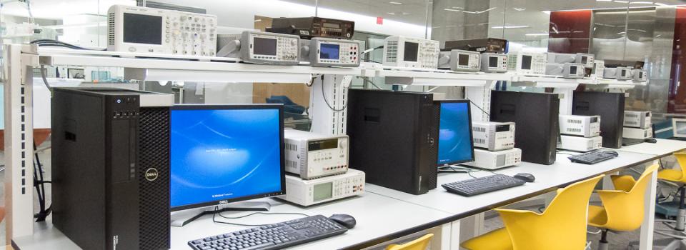 Lab Equipment Ece Labs