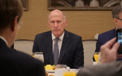 Director of National Intelligence Gives Update on U.S. Involvement in Syria