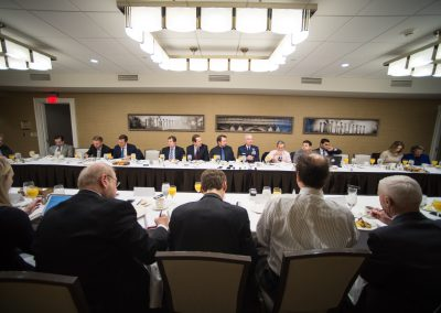 Defense Writers Group Roundtable