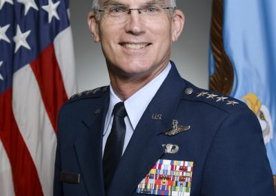 General Paul J. Selva Vice Chairman, Joint Chiefs of Staff | Jan. 30, 2018