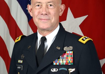 Lieutenant General Charles D. Luckey Chief, Army Reserve Commanding General, US Army Reserve | Jan. 24, 2018