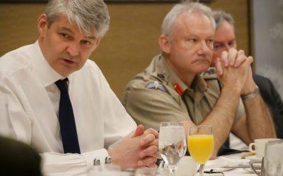 British Officials Praise Allies Response to Nerve Gas Murder Attempt