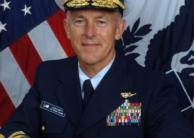 Admiral Paul Zukunft, Commandant of the U.S. Coast Guard | April 11, 2018