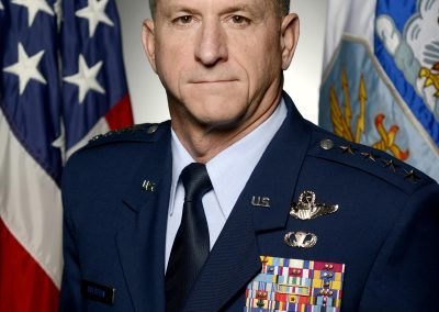 General David Goldfein, Air Force Chief of Staff | March 29, 2018