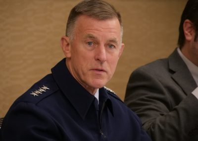 U.S. Coast Guard Commandant Admiral Paul F. Zukunft