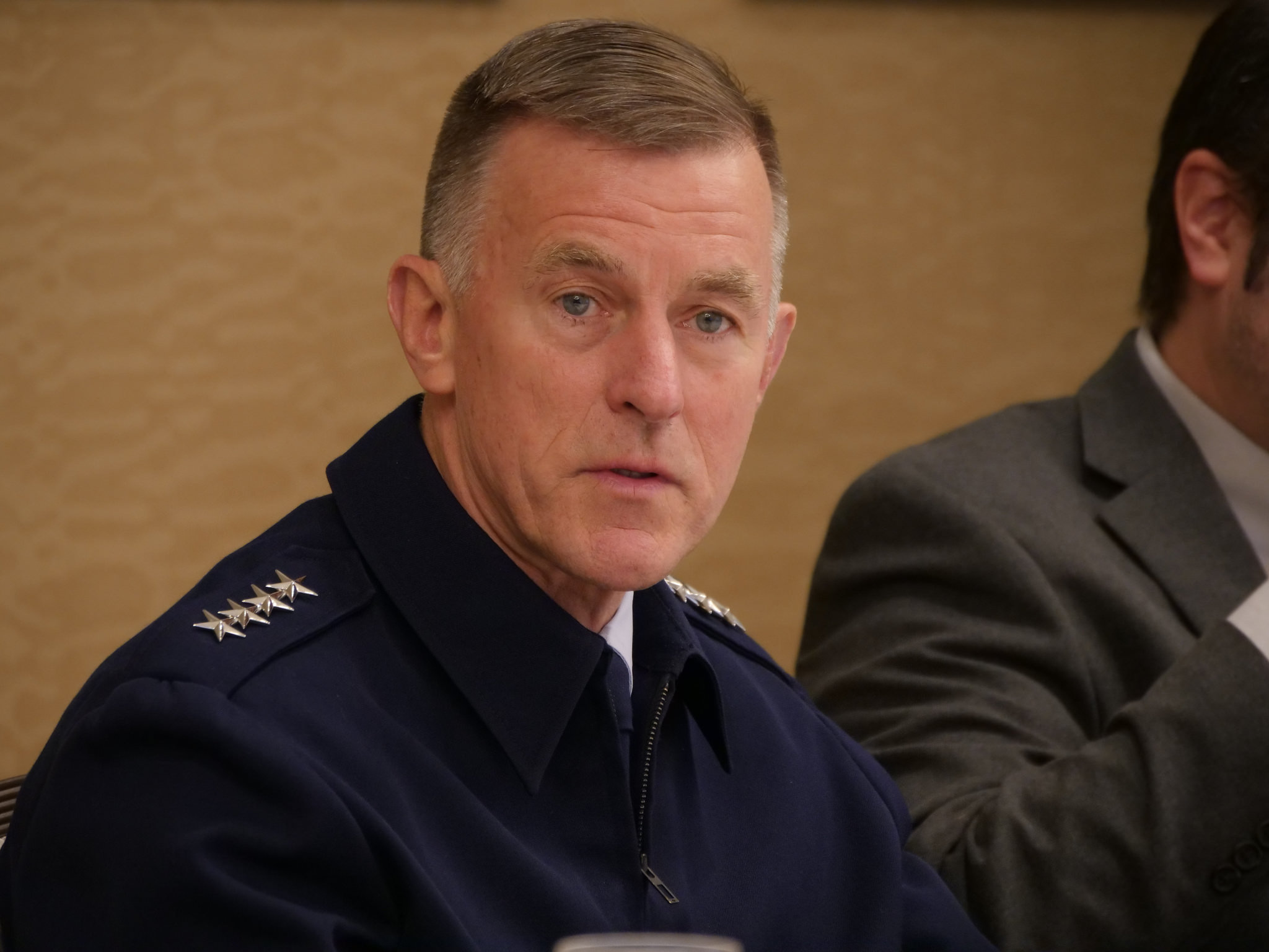 Admiral Paul F. Zukunft