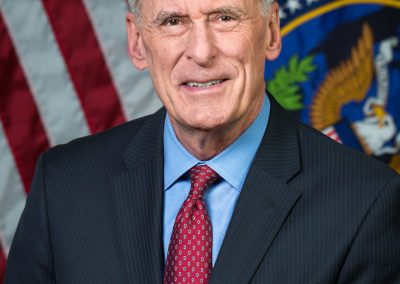 Director of National Intelligence, The Honorable Daniel Coats | April 4, 2018