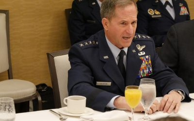 Air Force Chief of Staff Discusses Syria, Aircraft Acquisition