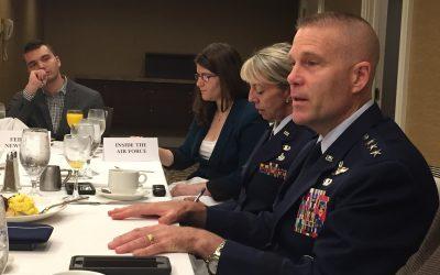 Lt. General Steven L. Kwast