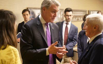 U. S. Senator David Perdue