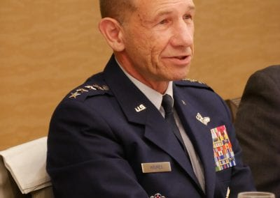 General James M. Holmes, Commander Air Combat Command