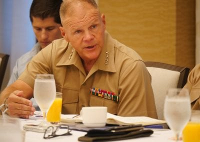 General Robert B. Neller, Commandant of the U.S. Marine Corps