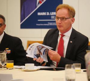 Mr. Thomas B. Modly, Under Secretary of the U.S. Navy