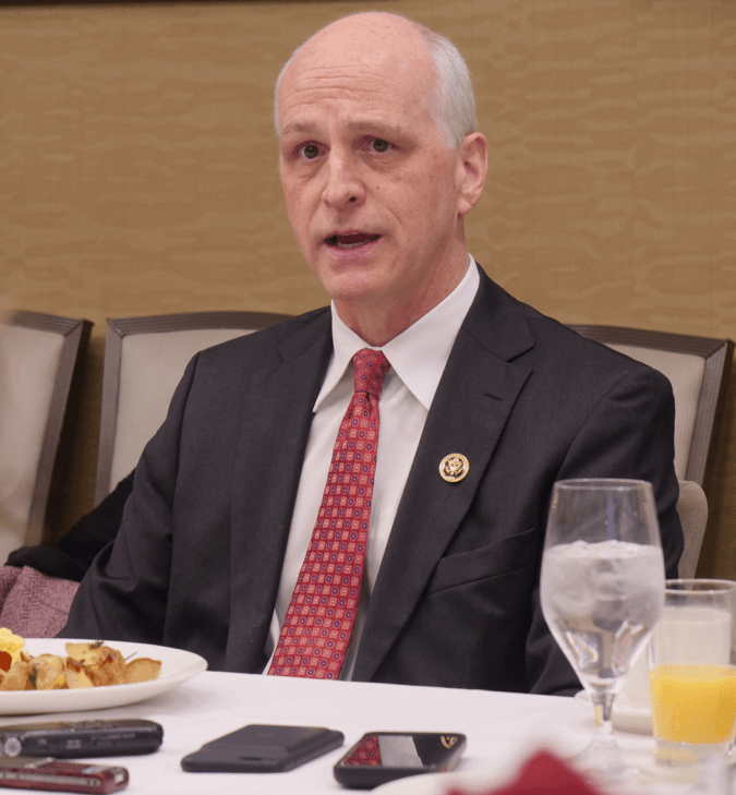 Rep. Adam Smith (D- WA), Ranking Member – House Armed Services Committee