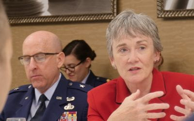 The Honorable Dr. Heather Wilson Secretary of the Air Force