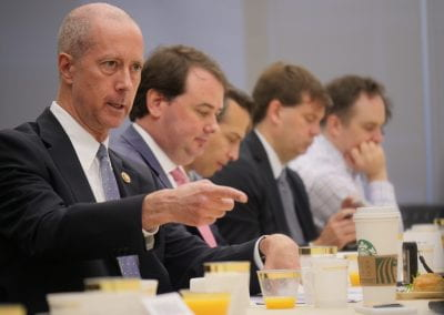 Rep. William 'Mac' Thornberry, Ranking Member – House Armed Services Committee