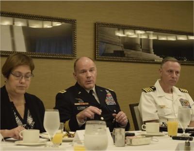 General Steven R. Lyons, Commander – U.S. Transportation Command