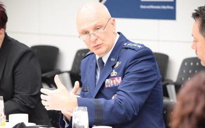 General Arnold Bunch Jr., Commander – Air Force Materiel Command