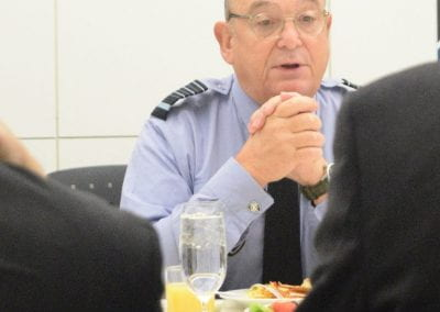 Air Chief Marshal Sir Stuart Peach, Chairman of the NATO Military Committee