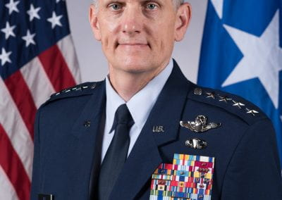 Gen. Timothy M. Ray – Commander, Air Force Global Strike Command & Commander, Air Forces Strategic – Air, U.S. Strategic Command