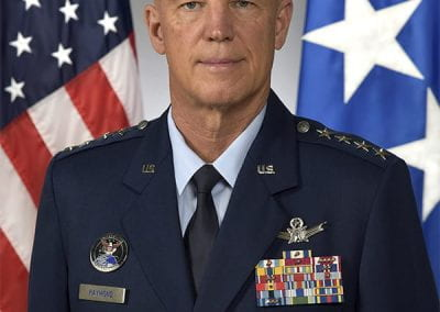 "General John W. ""Jay"" Raymond, Chief of Space Operations – US Space Force"