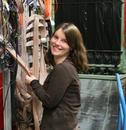 Evangeline Downie, CCAS Advisor
