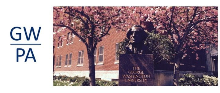 The George Washington University Postdoc Association