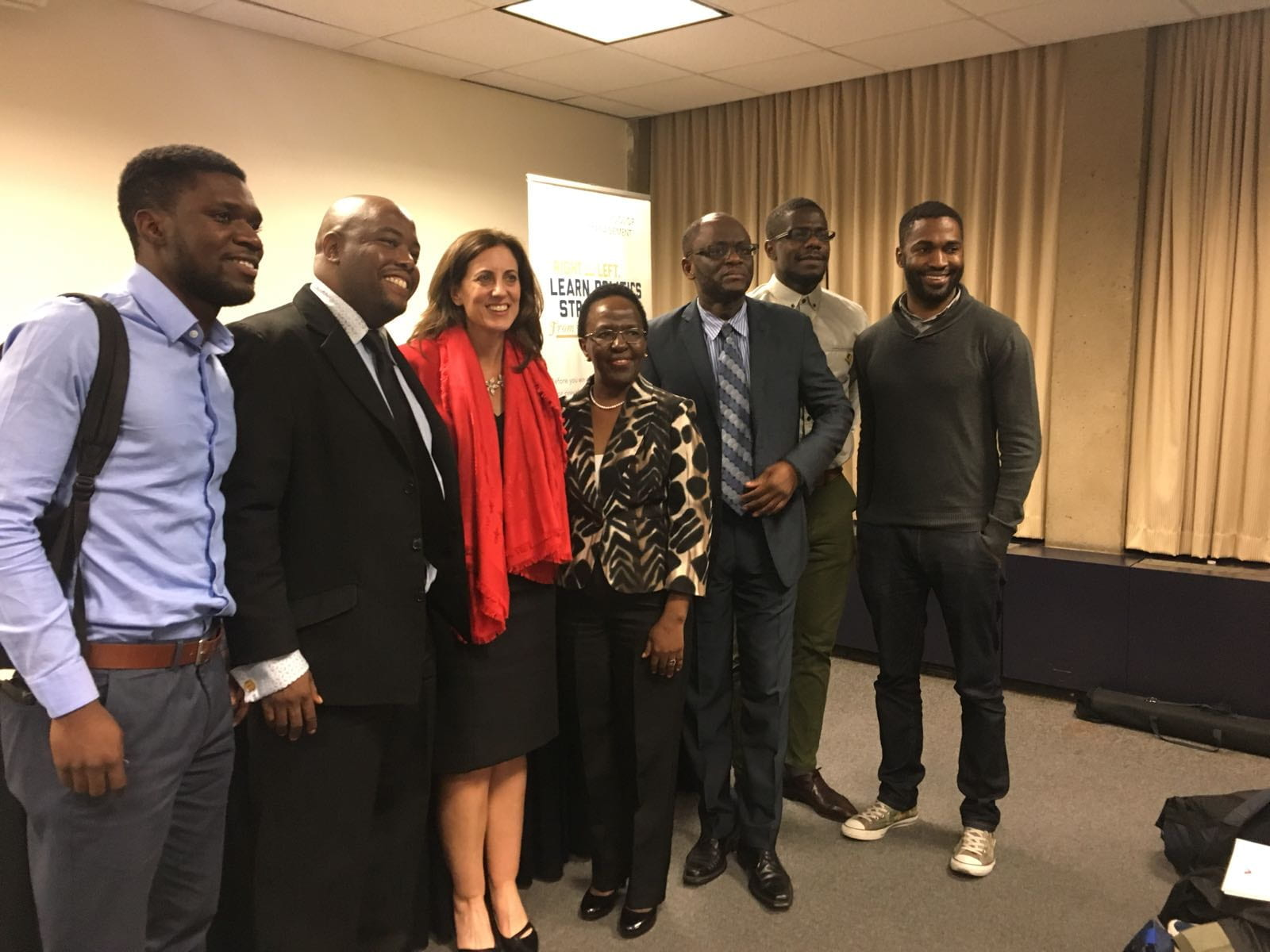 Event Review: The Role of Liberalism in Africa