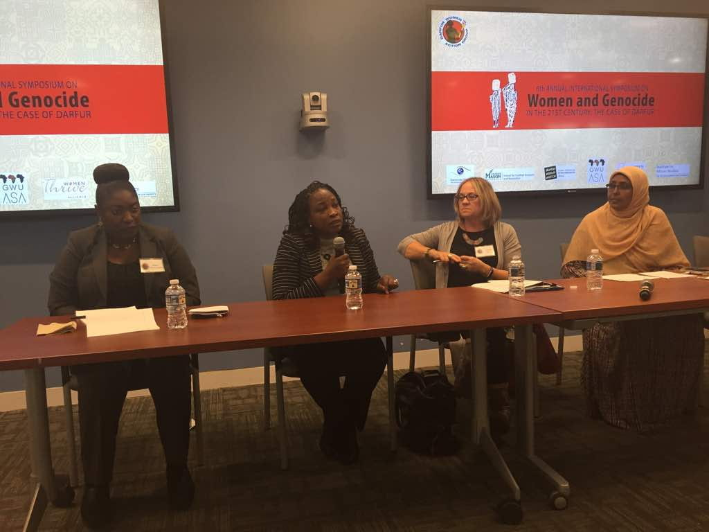 Event Review: Annual Symposium on Women & Genocide: The Case of Darfur