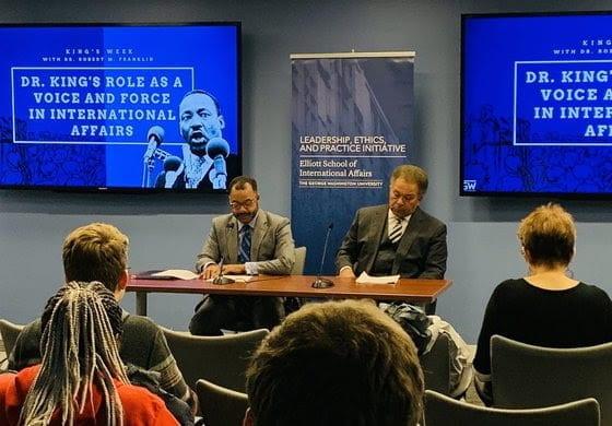 MLK Panel