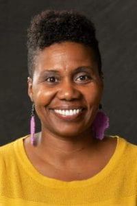 Imani M. Cheers, Associate Professor of Media and Public Affairs