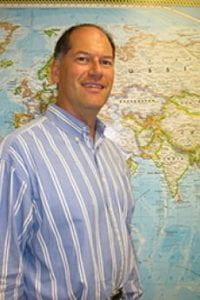 David Rain, Ph.D., Associate Professor of Geography and International Affairs