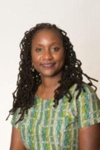 Nemata Blyden, Associate Professor of History & International Affairs