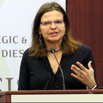 Jennifer Cooke, new director of IAfS