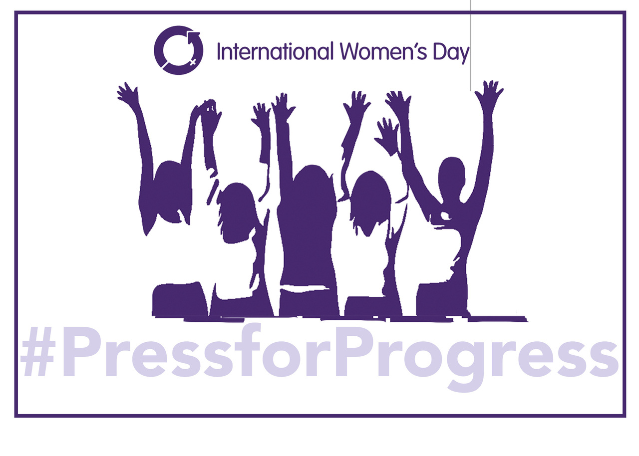 #PressforProgress