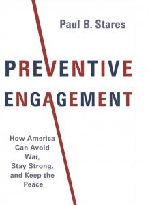 Preventative Engagement cover