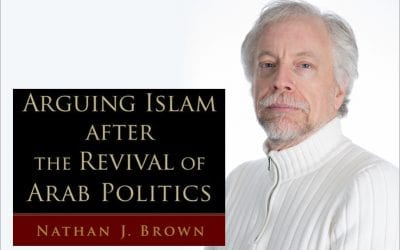 Faculty Book Spotlight: Arguing Islam After the Revival of Arab Politics
