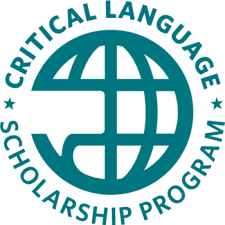 Critical Language Scholarship Program logo