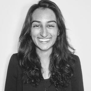 Alumna Priya Vithani